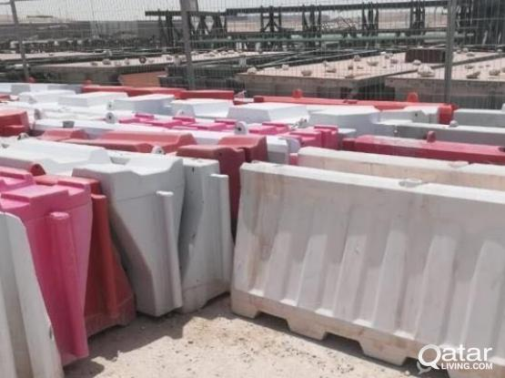 plastic barrier needed