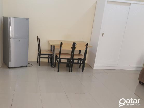 FULLY FURNISHED STUDIO FOR FAMILY/BACHELOR NEAR ALKHOR MAIN ROAD