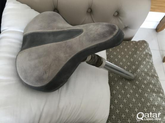 Saddle for bicycle