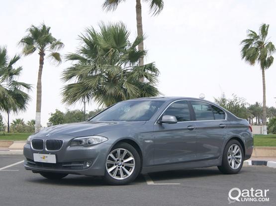 BMW 5-Series 520 i 2013