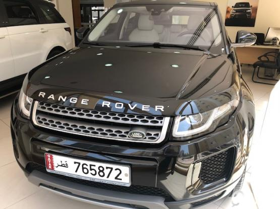 Land Rover Evoque Prestige 2018