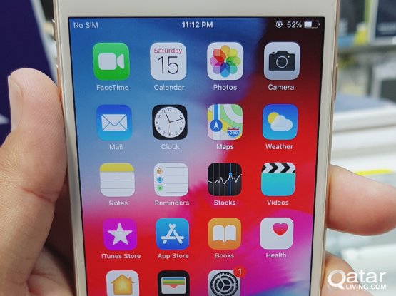 I Phone 6plus 64GB with Box and with accessories