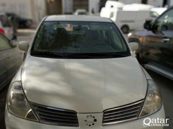 Nissan Tiida 1.6L 2007