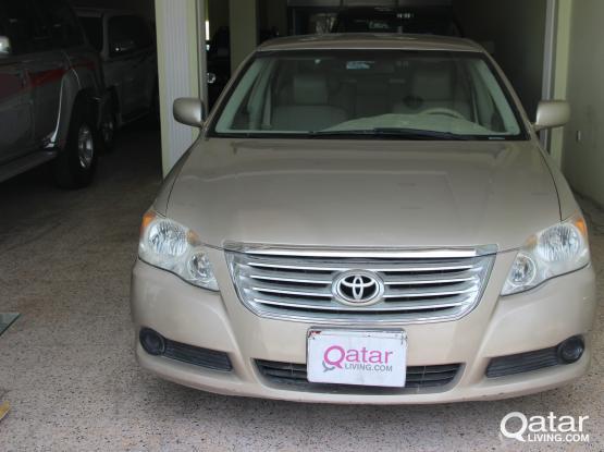 Toyota Avalon XL 2009