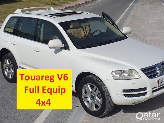 Volkswagen Touareg Sport 2005