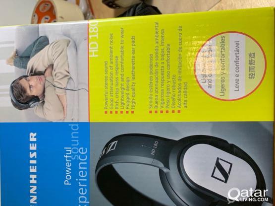 Sennheiser Headphone Wired HD180