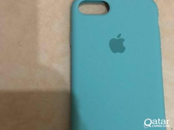 Iphone 7 Silicon Case Sea Blue
