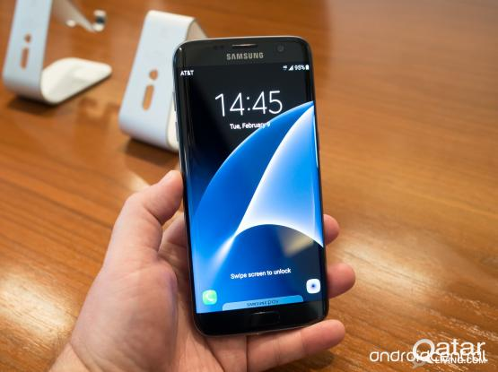 Galaxy S7 Edge Duos Black 32GB SWAP or SALE