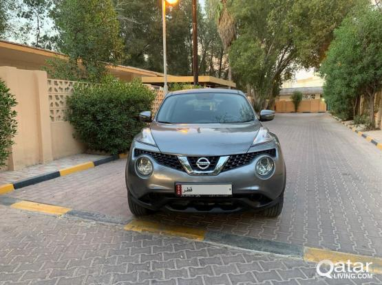 Nissan Juke  2016