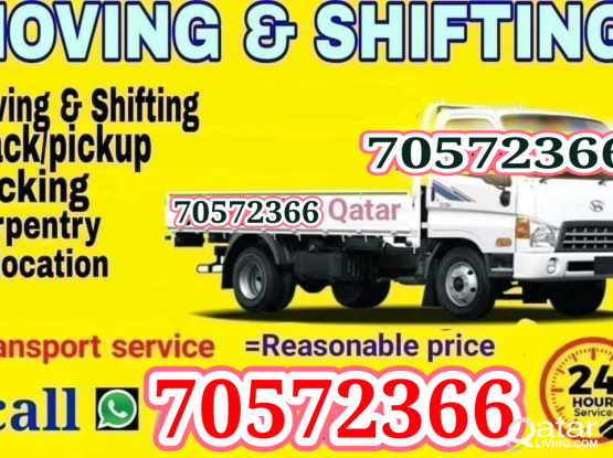 Moving House Shifting Carpenter Transport Service