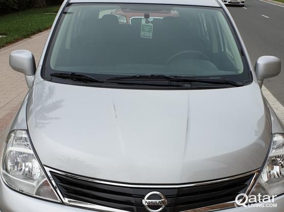 Nissan Tiida 1.8L 2013
