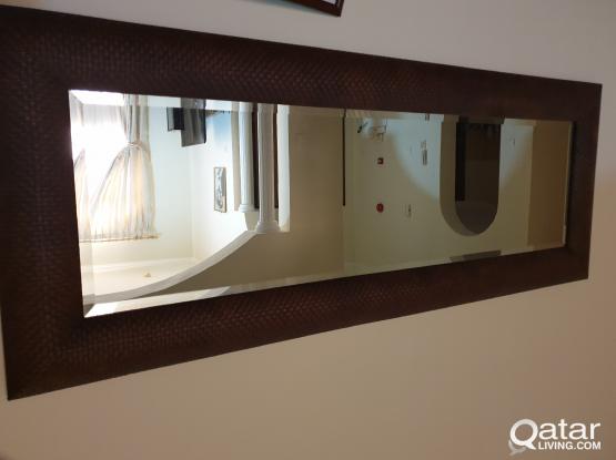 Wall Mirror  160 cm x 60 cm