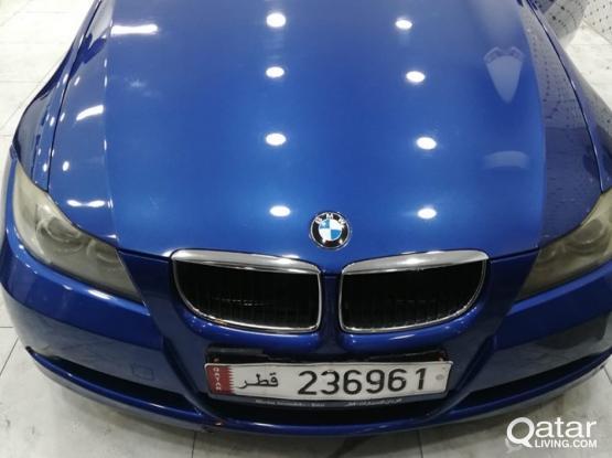 BMW 3-Series 320 2008