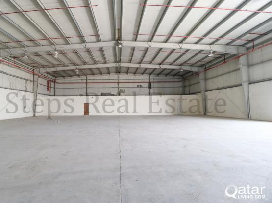 3500 SQM Warehouse For Rent at Industrial Area W/ST/1033