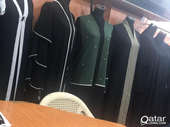 Abaya/Mix Clothes for sale
