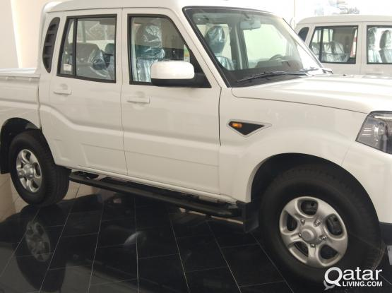 Mahindra Pick Up 2.2 DOUBLE CABIN S6 ( CRDE ENGINE) 2019