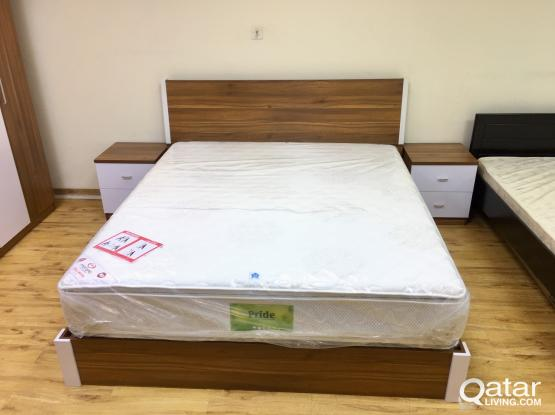 BED ROOM SET BRAND NEW CONTACT:33280157