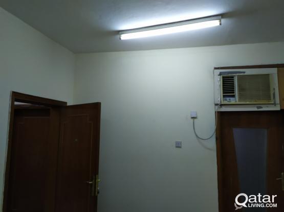 Furnished Big Room in a Flat for 1 or 2 Indian , Nepal or Sri Lankan Bachelors in Bin Mahmmod