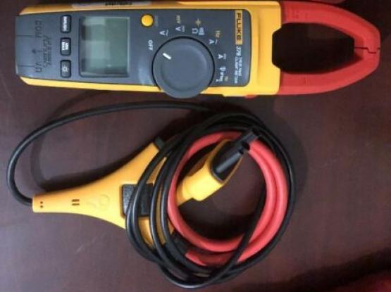 Fluke 376 FC 1000A Ac/Dc True RMS Wireless Clamp with IFLEX