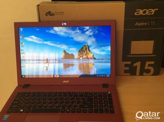 Acer Laptop With Box