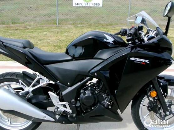 Honda Bikes CRF250 2011