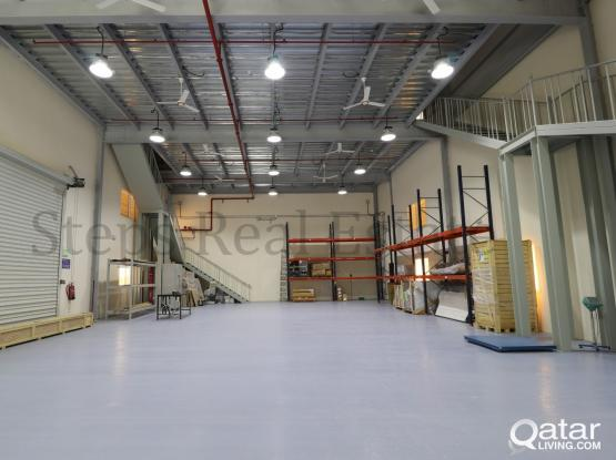 Prestigious Warehouse with office and Labor accommodation