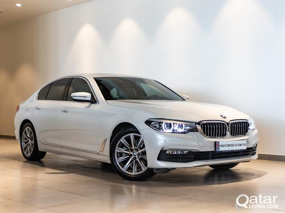 BMW 5-Series 520 i 2018