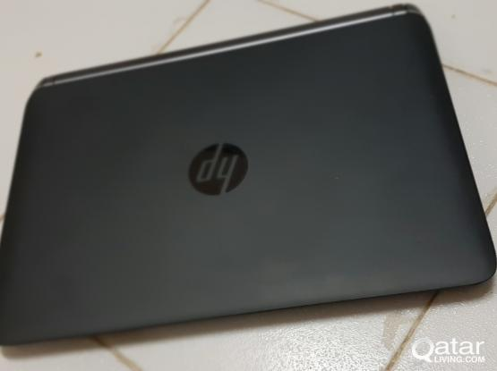 Hp core i7 Slim Laptop With 8Gb Ram and 4Gb Ram exilent work laptop