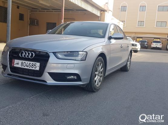 Audi A4 1.8 T 2016