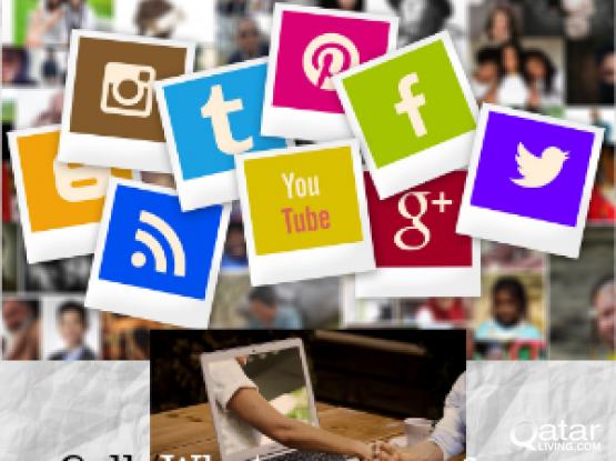Freelance social Media marketing at low rate