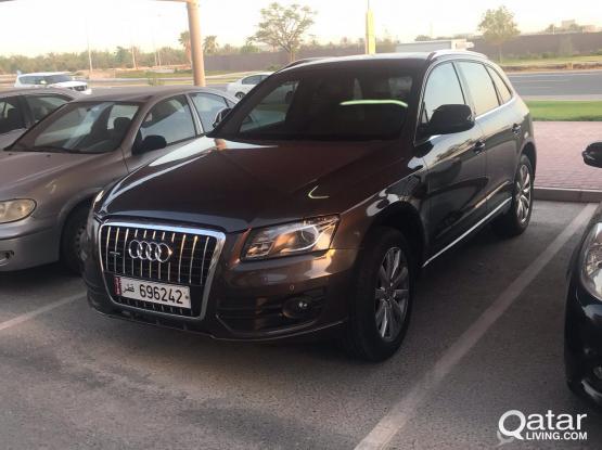 Audi Q5 3.2 TFSI 2011