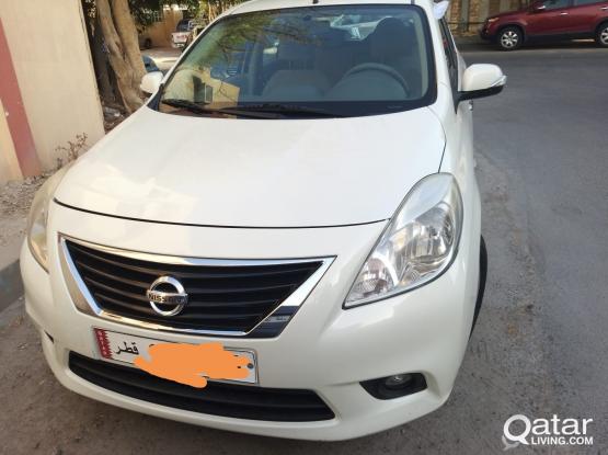 Nissan Sunny 2013