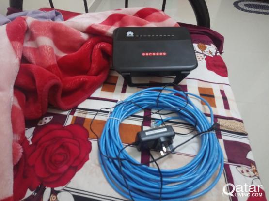 Ooredoo Router Urgent Sale
