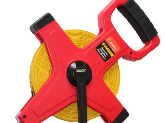 tape measure 50 meters fibreglass high quality