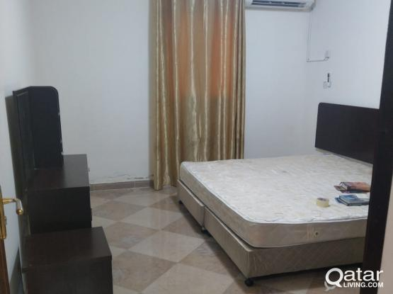 2 BHK FLAT FOR ONE MONTH @ EZDAN 10 - URGENT -- ALL INCLUSIVE