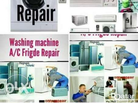 i do any A.C Service and fixing