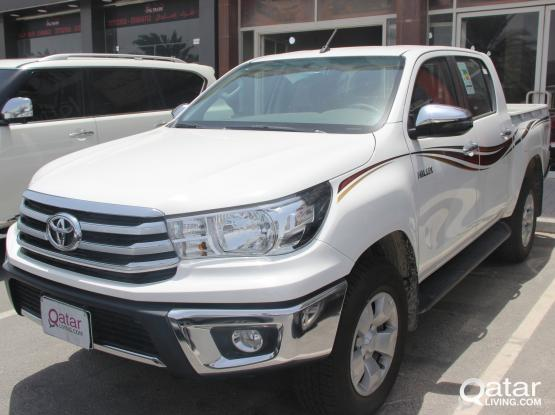Toyota Hilux SR5 2019
