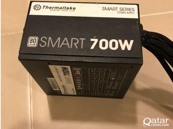 Thermaltake Smart 700W 80+ White Certified PSU Power Supply