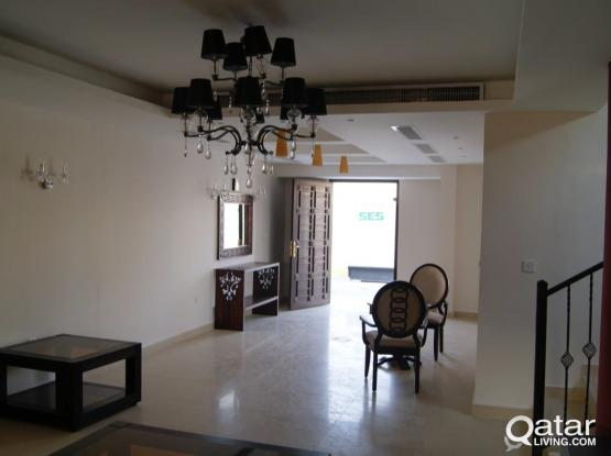 6BHK Fully-Furnished Compound Villa For Rent