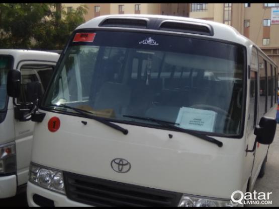 Toyota Coaster 2012