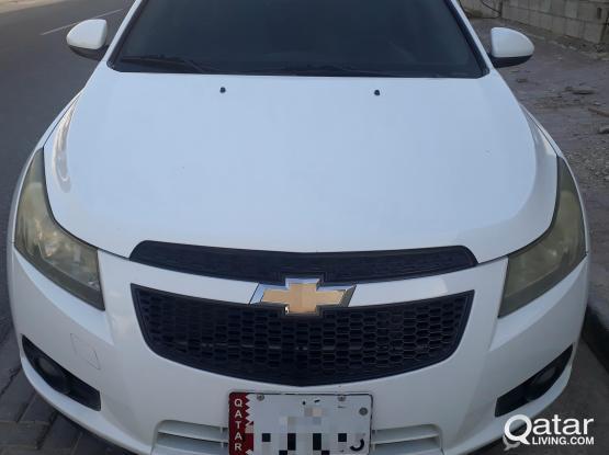 Chevrolet Cruze LT 2010