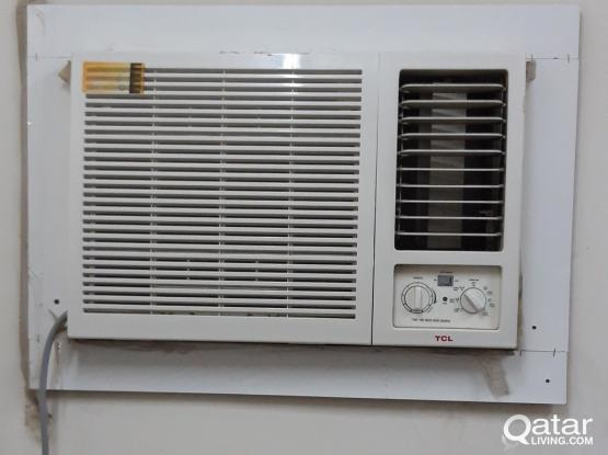 window ac for sale 2 ton 3 pieces available
