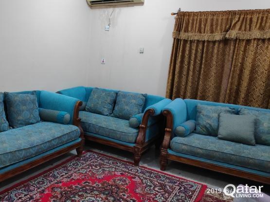 Sofa 3+2+2 Very good condition