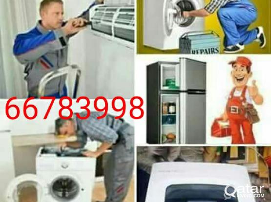 FRIDGE WASHING MACHINE REPAIR CALL 66783998.