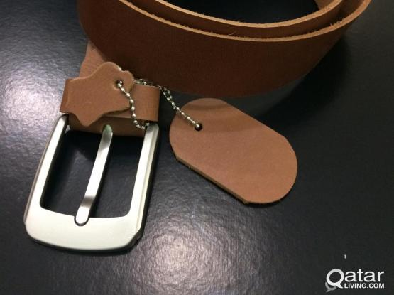 Genuine Made in Pakistan Leather Belts