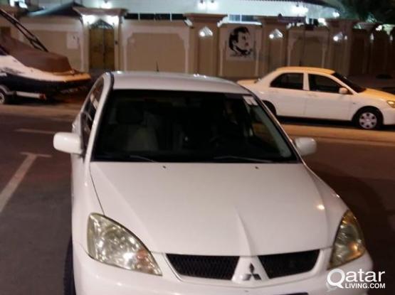 Mitsubishi Lancer GL 2008