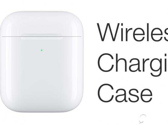 Apple AirPods Wireless Charging Case only