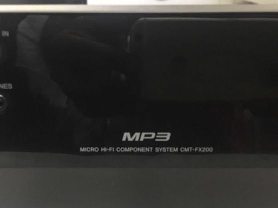 Sony micro hoof system