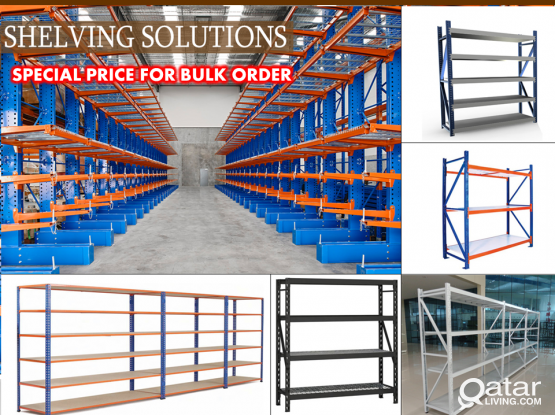 Shelving Systems with Free Delivery