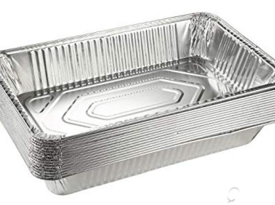 wholesale dealer for aluminium foils tray and thermocol cups etc